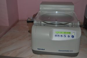 Concentrator (Speed-Vac)