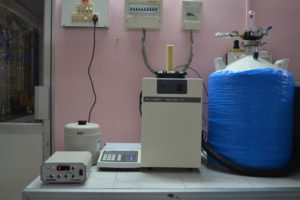 Cryologic Freeze Control system