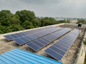 Hakeem College Solar Renewable Energy