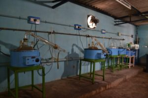 Plant distilation Unit